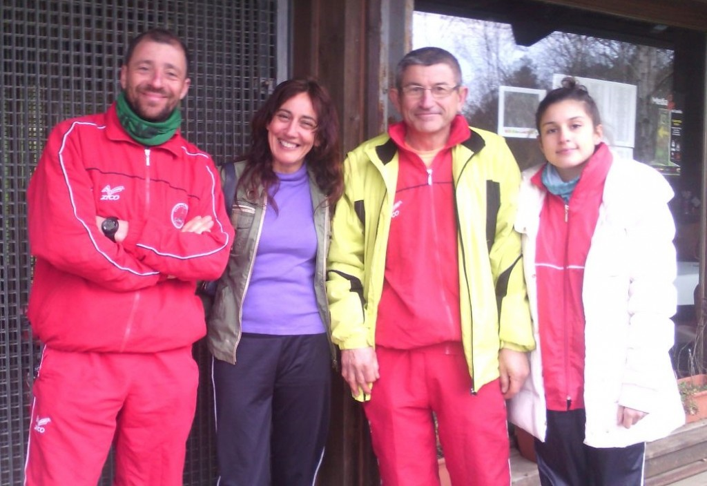 Miguel,Irene,Venancio e Sandra, falta na foto Cristobal.